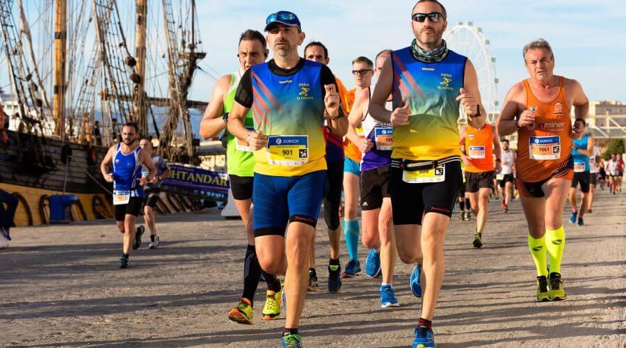 Dýchanie pri behu športovca a rekreačného bežca