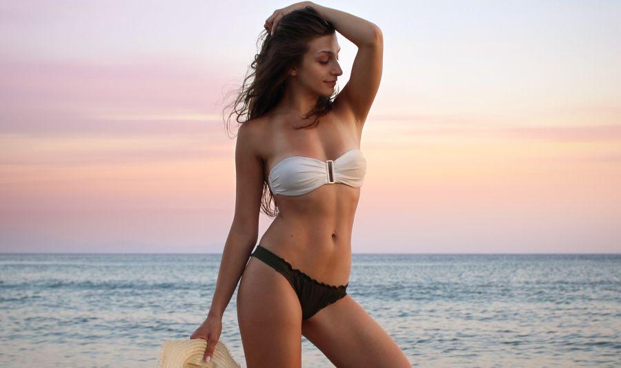 Zdravý pomer tuku a svalov v ženskom tele