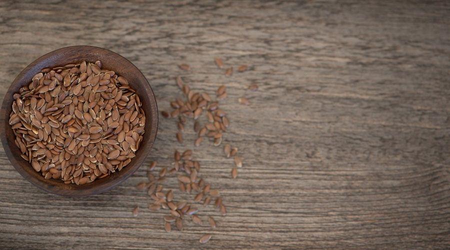Ľanové semienka ako potravina s vysokým obsahom omega 3 mastných kyselín