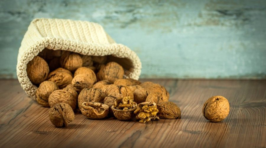 Vlašské orechy ako potravina s vysokým obsahom omega 3 mastných kyselín