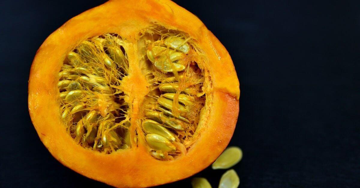 Tekvicové semienka obsahujú železo