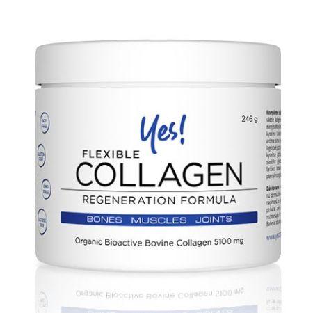 yes flexible collagen